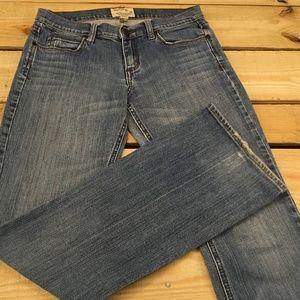 Abercrombie & Fitch Women's Jeans S 6 W29 L31 Blue